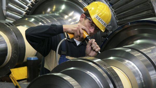 Závod společnosti Siemens - Sputnik Česká republika