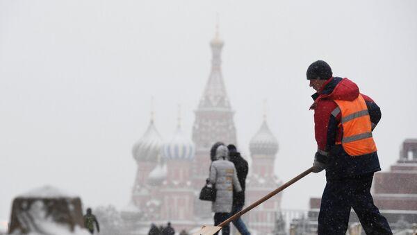 Rudé náměstí, Moskva - Sputnik Česká republika