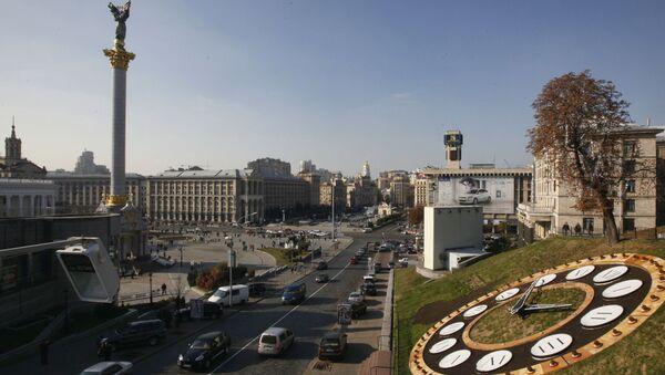 Náměstí Nezávislosti (Kyjev) - Sputnik Česká republika