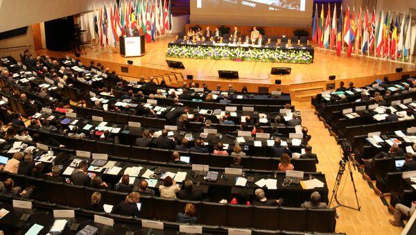 Zasedání Parlamentního shromaždění OBSE v Helsinkách - Sputnik Česká republika