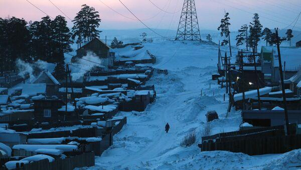 Zima v Ulan-Ude na Sibiři - Sputnik Česká republika