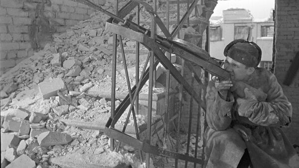 Bitva o Stalingrad, září 1942 - Sputnik Česká republika