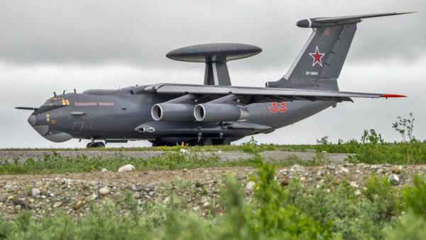 """""""Letající laboratoř"""" A-100 Premiér - Sputnik Česká republika"""