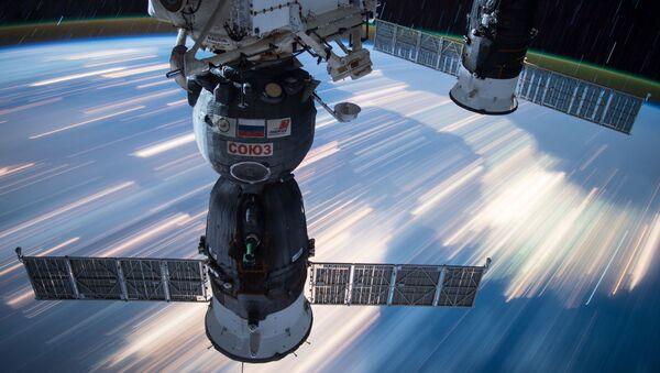 Kosmická loď. Ilustrační foto - Sputnik Česká republika