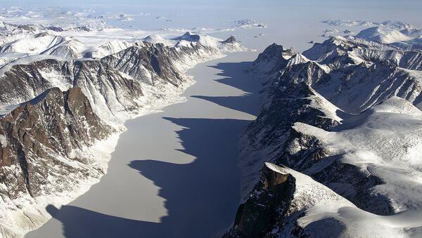 Baffin Island, Kanada. Ilustrační foto - Sputnik Česká republika