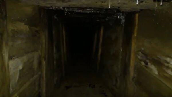 Sibiřané dva roky kopali tunel - Sputnik Česká republika