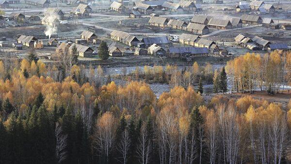 Autonomní oblast Xinjiang Uygur - Sputnik Česká republika