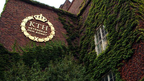 Královský technologický institut ve Stockholmu - Sputnik Česká republika