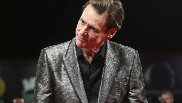 Jim Carrey - Sputnik Česká republika