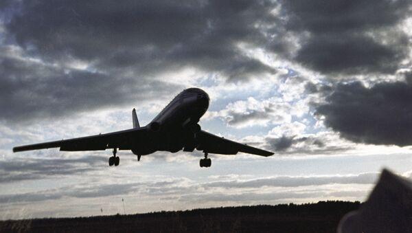 Letadlo Tu-104 - Sputnik Česká republika