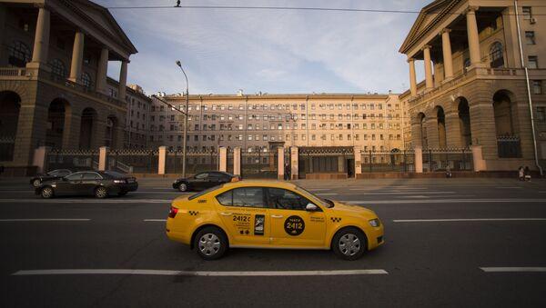 Vůz taxi. Ilustrační foto - Sputnik Česká republika