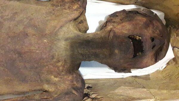 Křiklavá mumie - Sputnik Česká republika