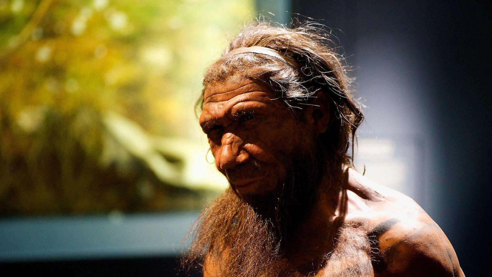Neandertálec. Ilustrační foto - Sputnik Česká republika, 1920, 18.09.2021