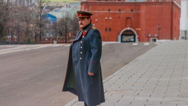 Záběr ze seriálu Zapomenutí vůdci - Sputnik Česká republika