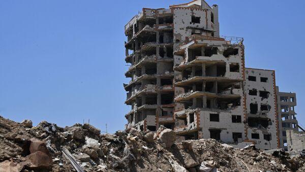 Situace v Sýrii. Ilustrační foto - Sputnik Česká republika