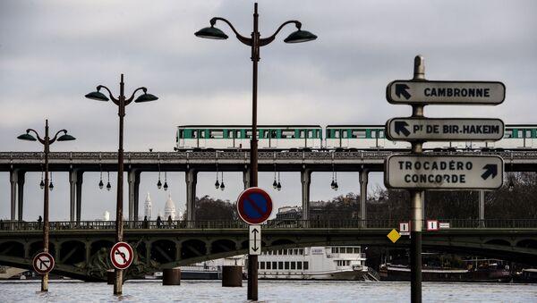 Záplava - Sputnik Česká republika