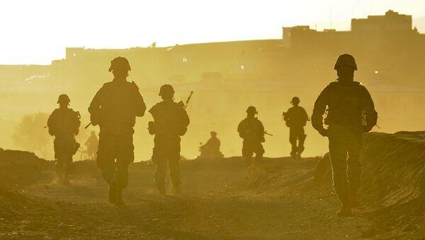 Američtí vojáci v Afghánistánu. Ilustrační foto - Sputnik Česká republika