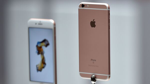 iPhone 6s - Sputnik Česká republika