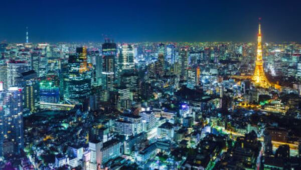 Tokio, ilustrační foto - Sputnik Česká republika