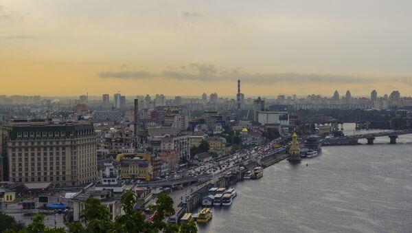 Pohled na Kyjev - Sputnik Česká republika