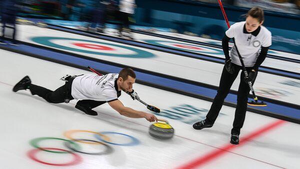 Bryzgalová a Krušelnický na Olympijských hrách - Sputnik Česká republika