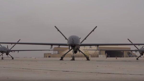 Čínský dron CH-4B - Sputnik Česká republika