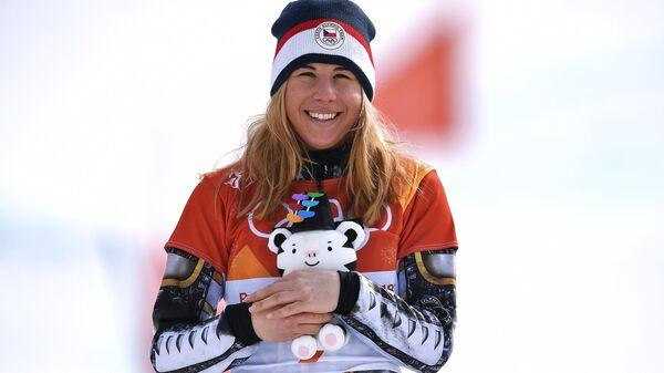 Snowboardistka Ester Ledecká - Sputnik Česká republika