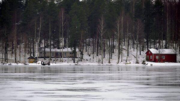 Jezero Puruvesi ve Finsku - Sputnik Česká republika