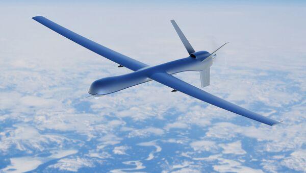 Bezpilotní letadlo - Sputnik Česká republika