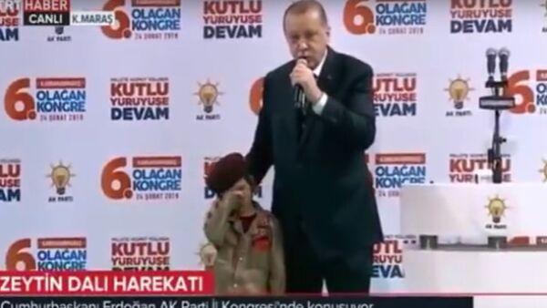 Pokud tě zabijí, budeme na tebe pyšní - Erdogan - Sputnik Česká republika