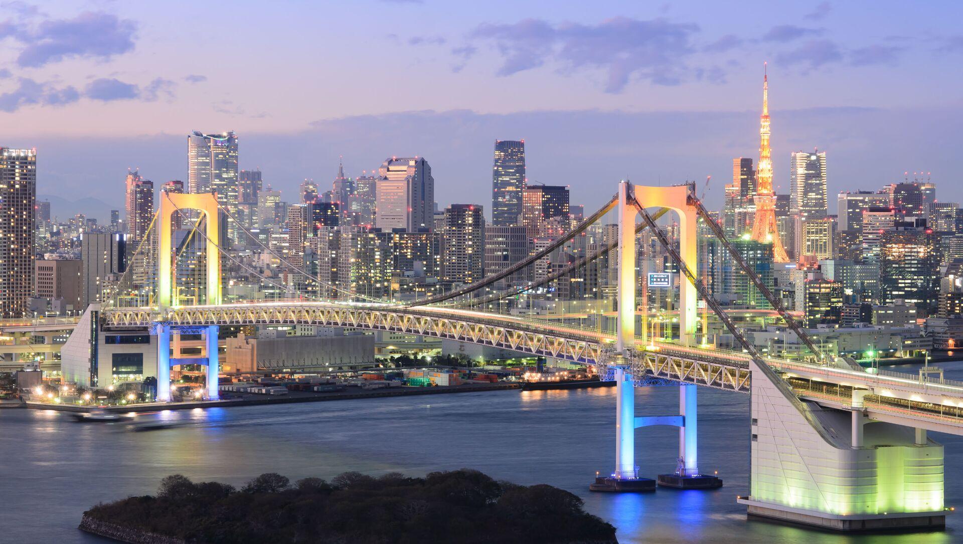 Tokio, Japonsko - Sputnik Česká republika, 1920, 13.02.2021