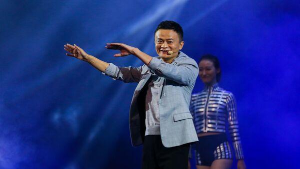 Ředitel společnosti Alibaba. Ilustrační foto - Sputnik Česká republika