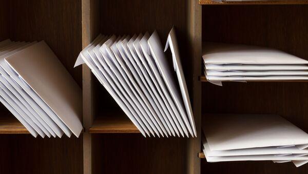 Dopisy. Ilustrační foto - Sputnik Česká republika