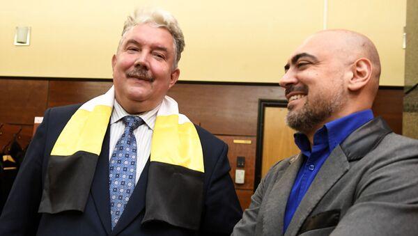 Kandidáti na prezidenta. Sergej Baburin - Sputnik Česká republika
