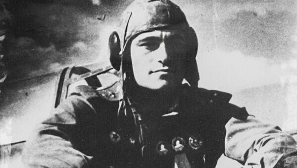 Sovětský letec Amet-Chan Sultan - Sputnik Česká republika