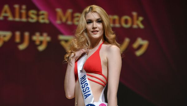 Alisa Manyonok - Sputnik Česká republika