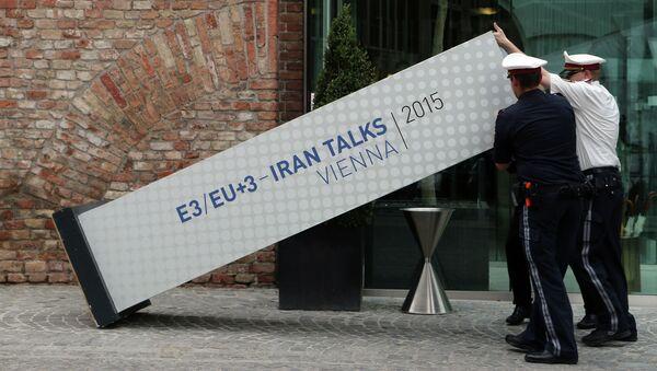 Jednání o íránském jaderném programu - Sputnik Česká republika