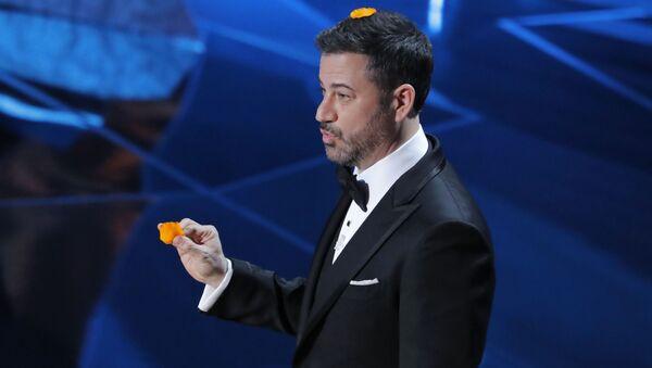 Moderátor Oscaru Jimmy Kimmel - Sputnik Česká republika