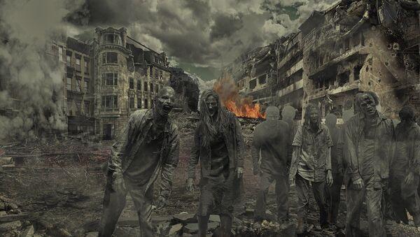 Zombie apocalypse - Sputnik Česká republika