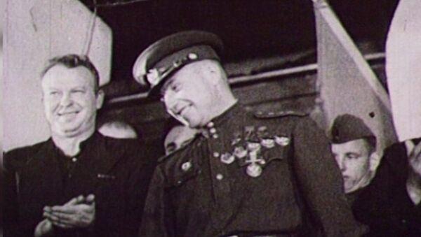 Archivní záběry. Letecké eso Alexandr Pokryškin se narodil před 105 lety - Sputnik Česká republika