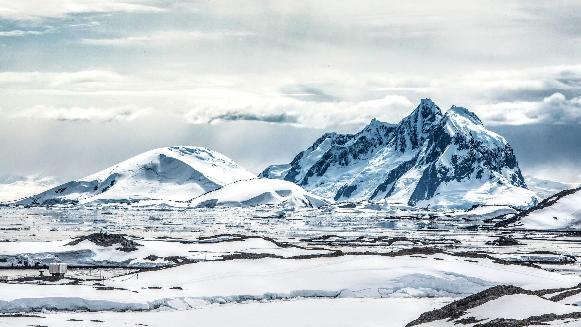 Antarktida - Sputnik Česká republika, 1920, 09.04.2021