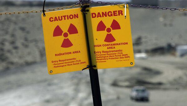 Úložiště jaderného odpadu. Ilustrační foto - Sputnik Česká republika