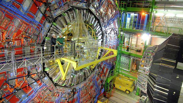 CERN. Ilustrační foto - Sputnik Česká republika
