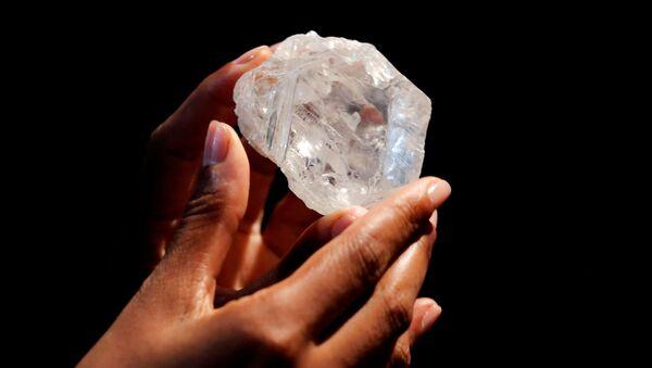 Diamant Lesedi La Rona - Sputnik Česká republika