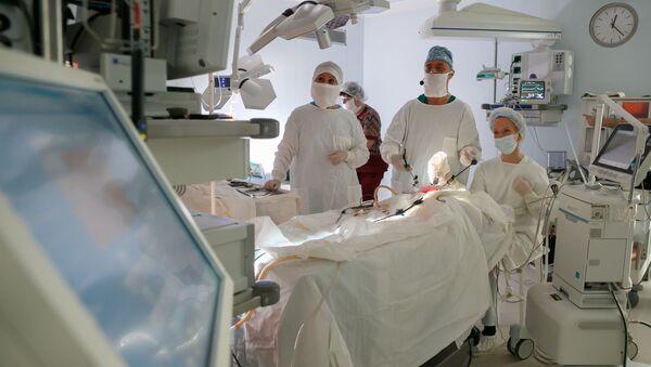 Nemocnice. Ilustrační foto - Sputnik Česká republika