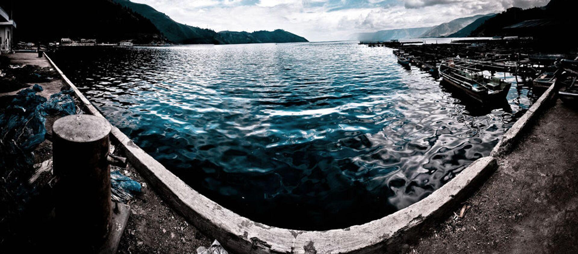 Supervulkán a jezero Toba, Indonésie - Sputnik Česká republika, 1920, 03.04.2021