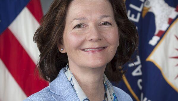 Ředitelka CIA Gina Haspelová - Sputnik Česká republika