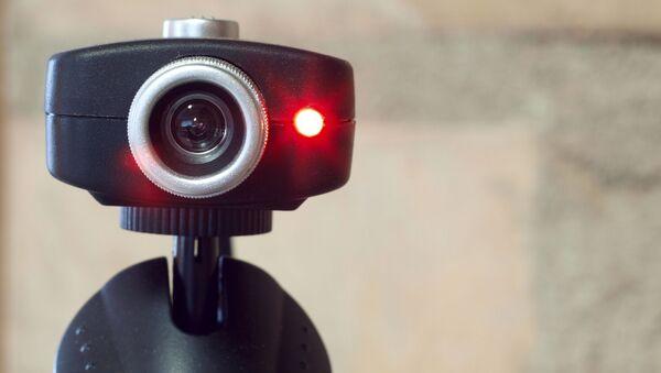 Web kamera ilustrační foto - Sputnik Česká republika