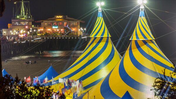 Cirque du Soleil - Sputnik Česká republika