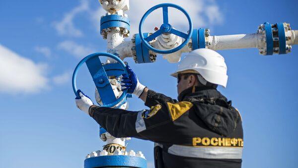 Naleziště plynu v Jamalo-něneckém okruhu - Sputnik Česká republika